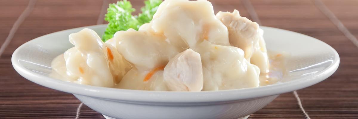 Chicken and Dumplings 3
