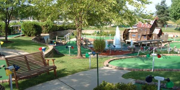 1993 - Original Miniature Golf Course