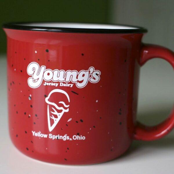 Large Ceramic Coffee Mug