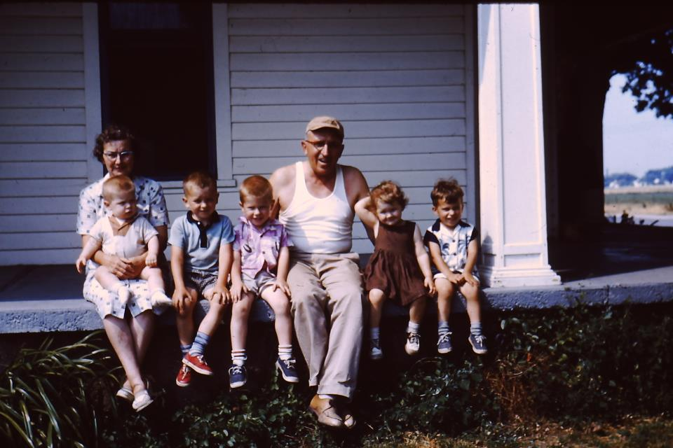 Young Family 1959