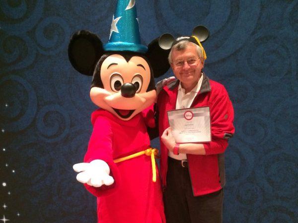 Dan and Mickey